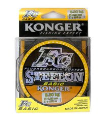Леска Konger Steelon Fc Basic 0,25 mm 150 m