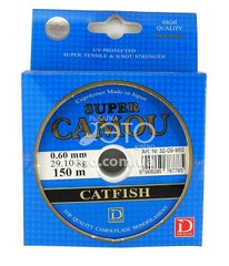 Леска Dragon Super Camou Catfish 0,60 mm 150 m