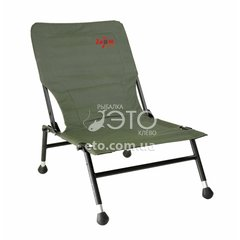 "Карповое кресло Carp Zoom ECO Chair ""Adjustable legs"" CZ0666"
